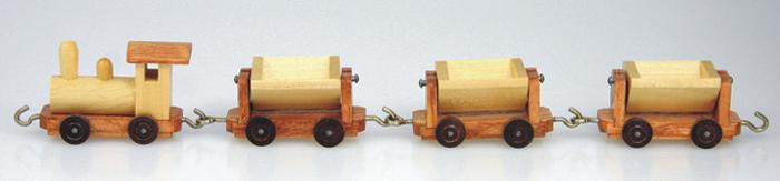 Miniatureisenbahn Grubenbahn