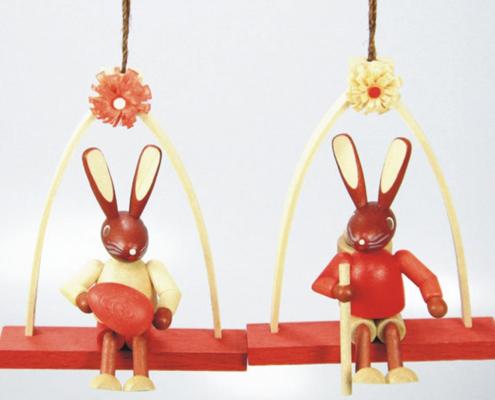 Ostern Frühling Hasen