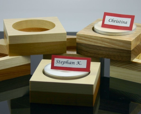 Tischkartenhalter