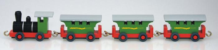 Miniatureisenbahn Lößsitzgrundbahn