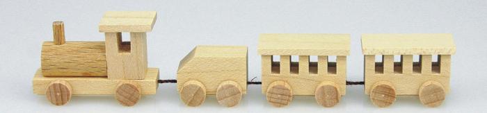 Miniatureisenbahn klein