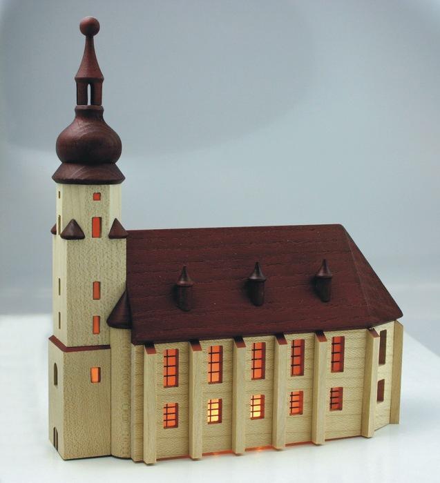 Schwarzenberger Kirche